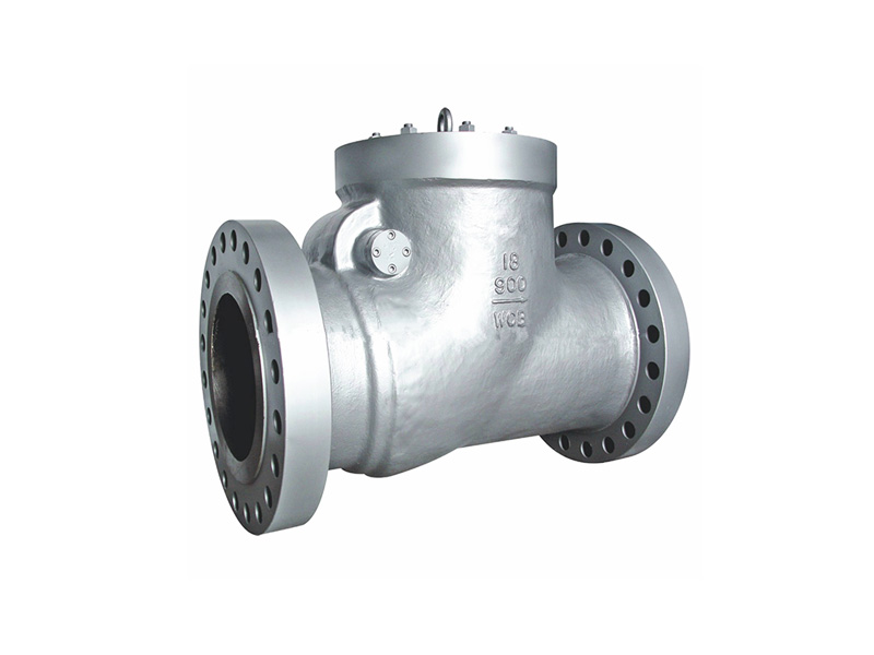 High Pressure Seal Check Valve